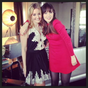 Video of Zooey Deschanel Talking About Beauty