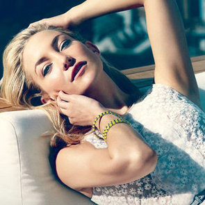 Kate Hudson in Ann Taylor Spring '13 Ads (Video)