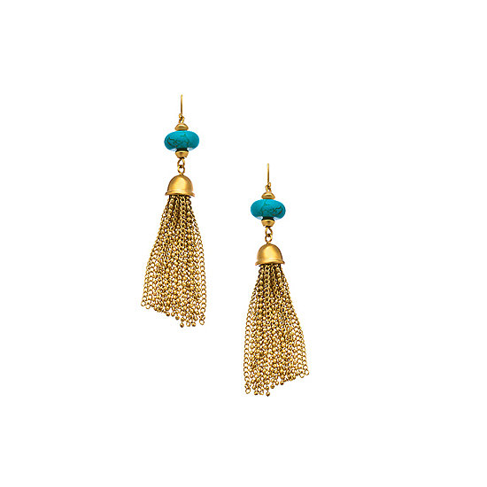 Earrings, approx. $55, Carolee at Max & Chloe
