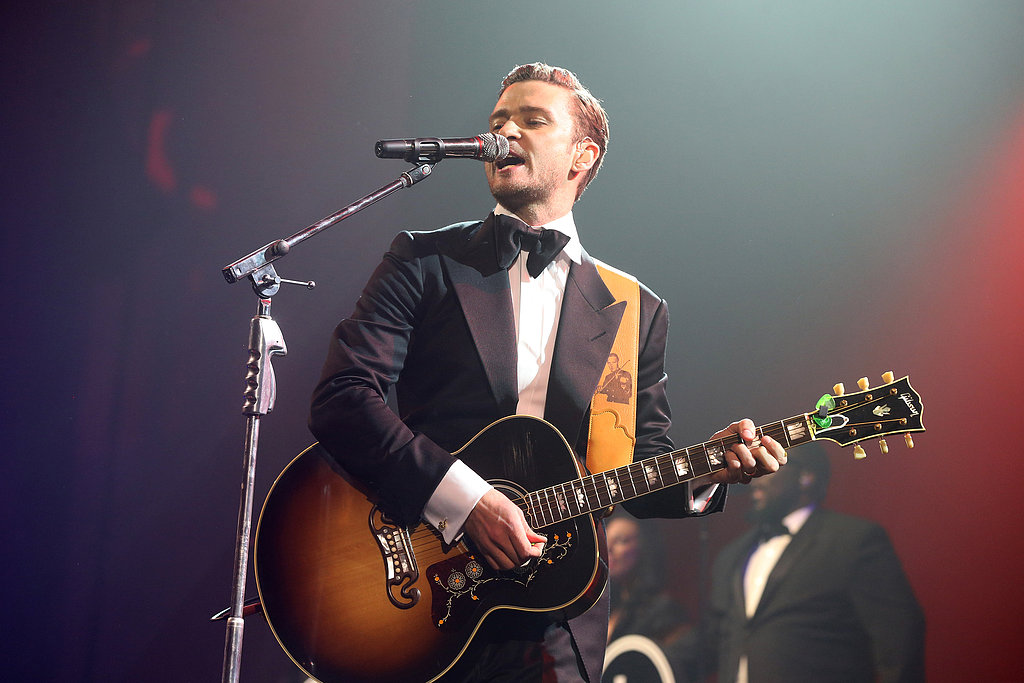 Watch Justin Timberlake Rock His Pre-Super Bowl Show With Jay-Z's Help