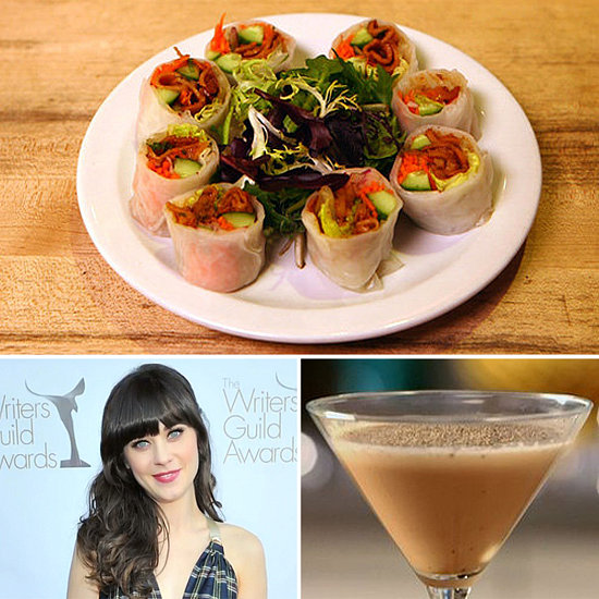 Super Bowl Snacks and a Mad Men Martini: The Best of PopSugarTV This Week