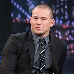 Channing Tatum on Jimmy Fallon, Talks Magic Mike Sequel