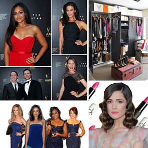 Celebrity Fashion Beauty News: Celebrity Apprentice, AACTAs
