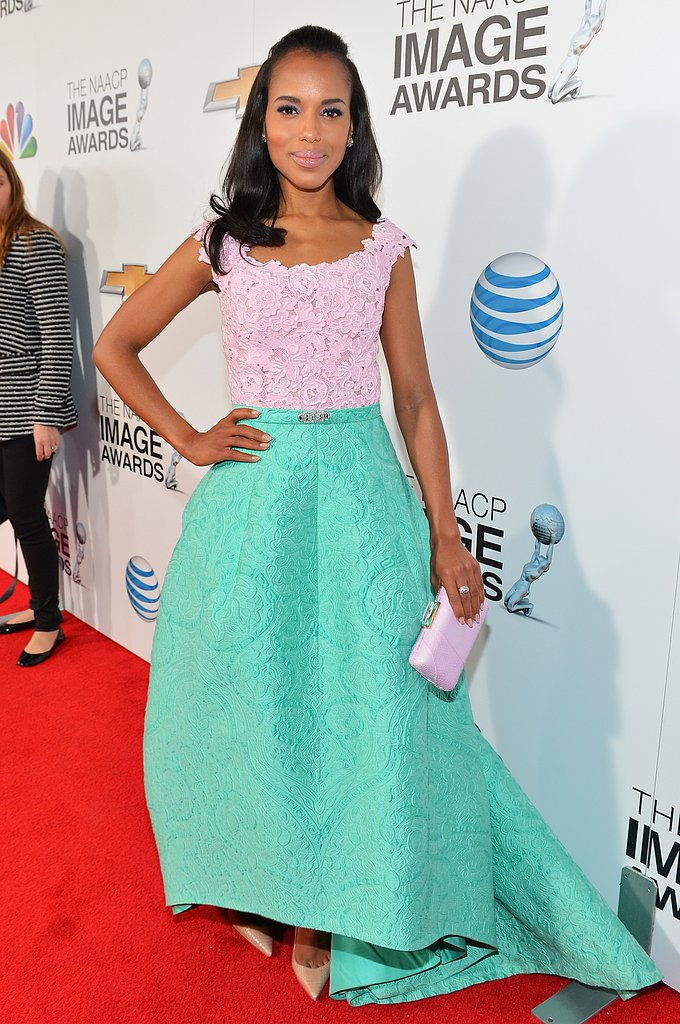 Kerry Wins Big at the NAACP Awards with Halle, Jamie, and More