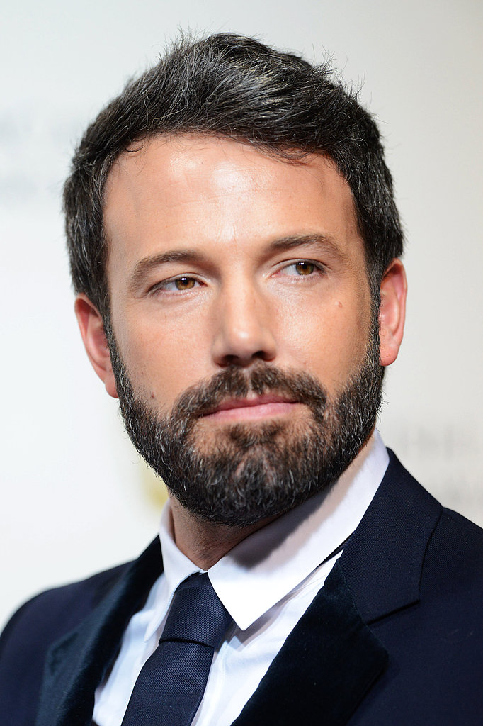 Ben Affleck Shares BAFTA Fun With His Boys George and Bradley