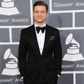 Justin Timberlake Pictures at 2013 Grammy Awards