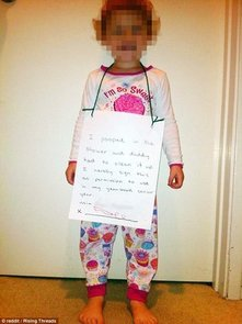 Dad Slammed for Publicly Shaming His Toddler