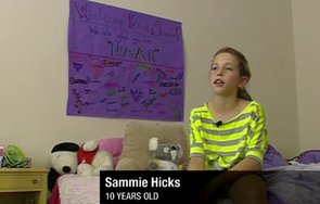 (VIDEO) Deaf 10-Year-Old Girl Regains Hearing