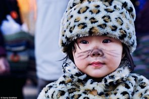 Photographer Captures NYC Children from 169 Countries  (PHOTOS)
