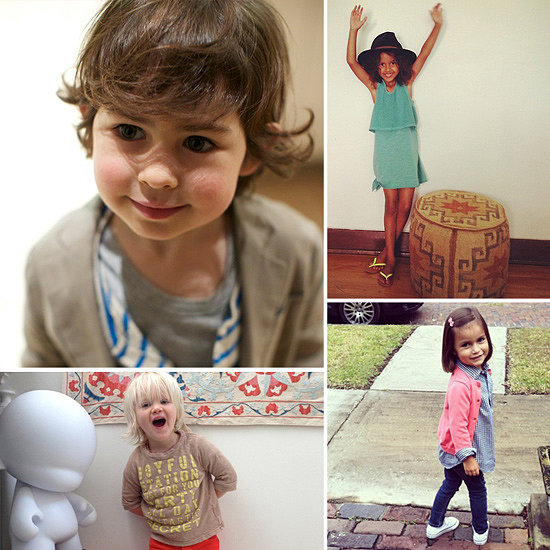 A Place For Your Fashionable Tots to Showcase Their Style