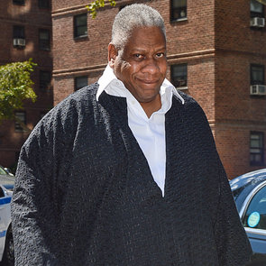 Would You Watch Andre Leon Talley's Late Night Talk Show?