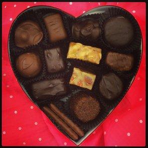 Valentine's Day Food Instagram Photos