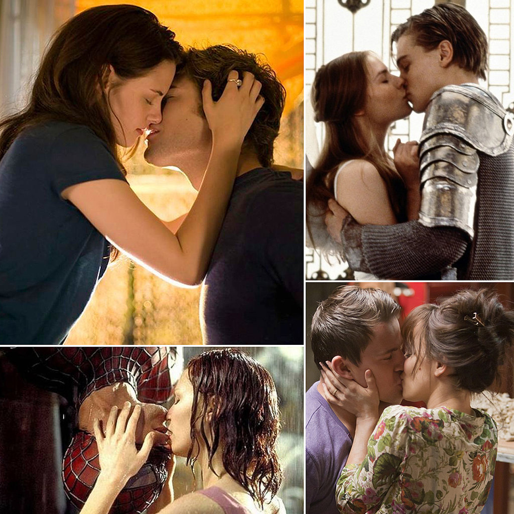 The Best Movie Kisses of All Time