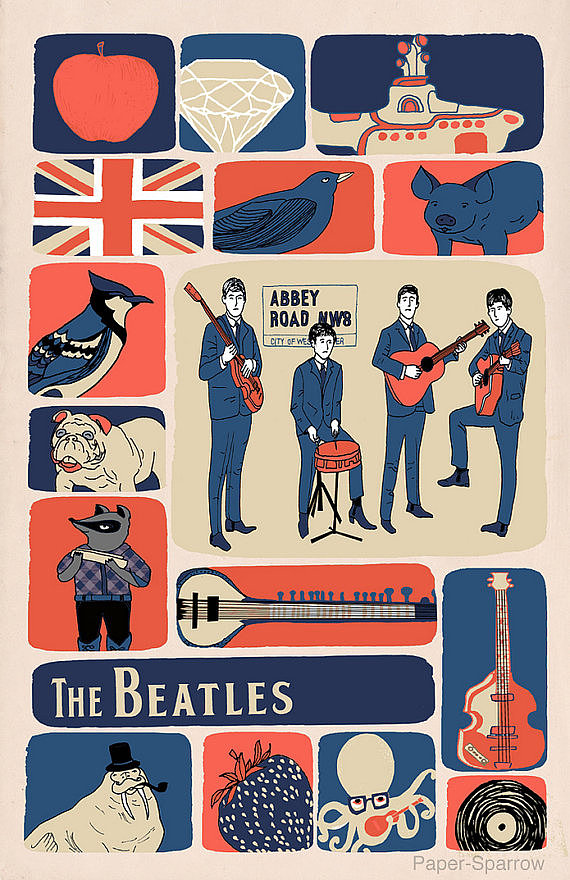 Reminisce on hits from The Beatles with this Beatlemania ...