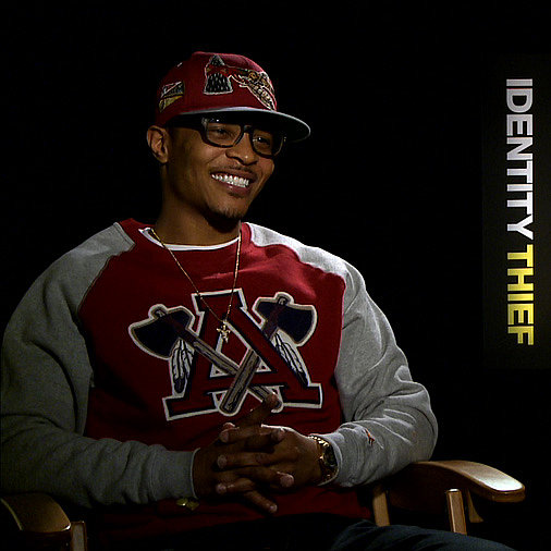 T.I. and Genesis Rodriguez Identity Thief Interview (Video)