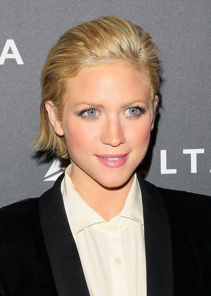 Brittany Snow at Delta's Grammys Preparty