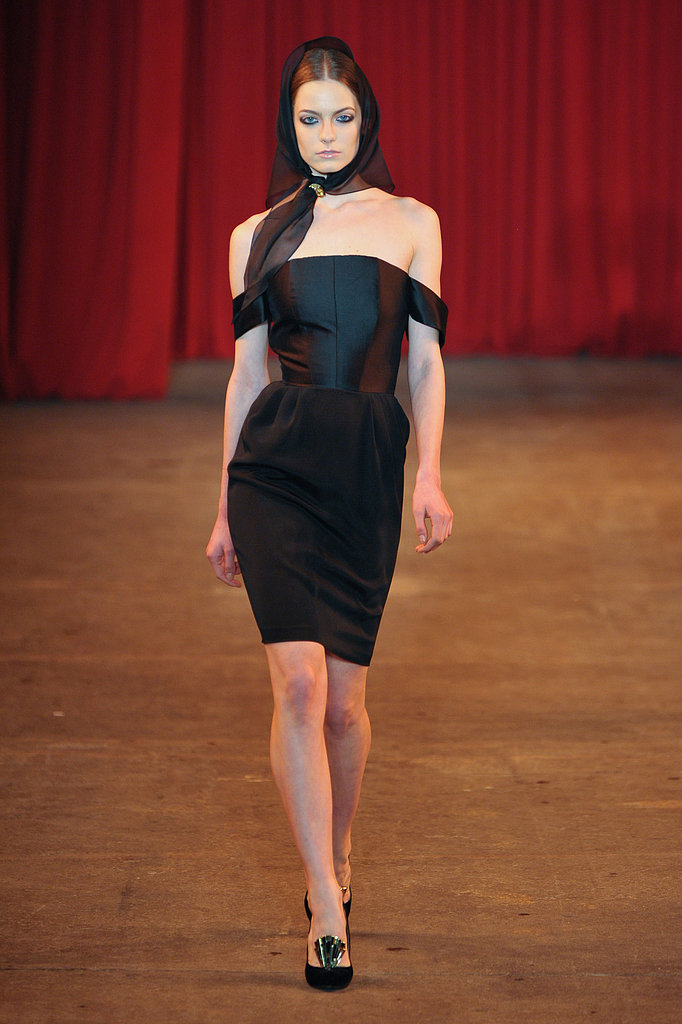 Christian Siriano Fall 2013