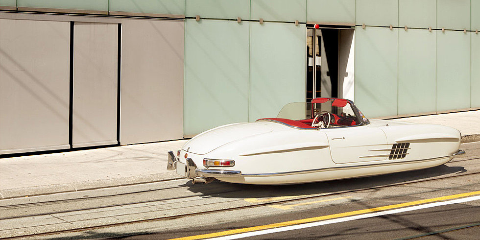 Air Drive Takes Flying Cars Back to the Retro Future