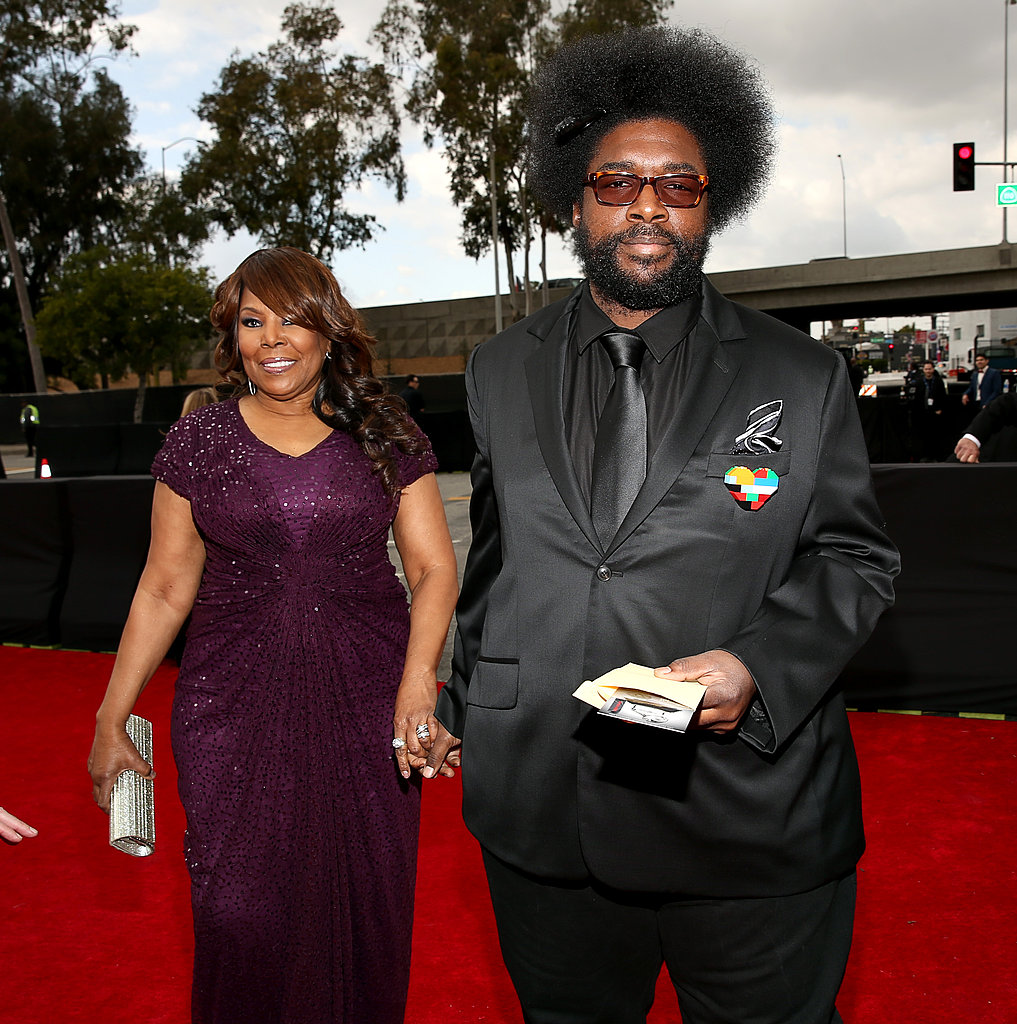 questlove see all the celebrity red carpet arrivals at