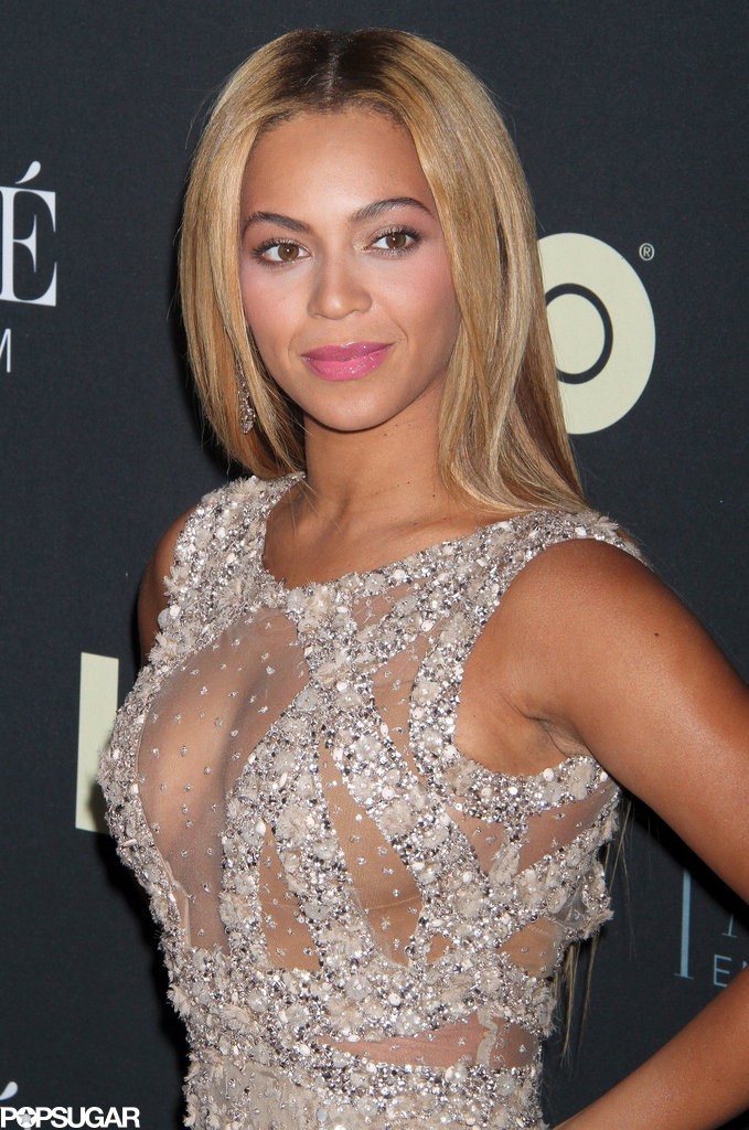 Beyoncé Gets Help From Jay-Z and Oprah at HBO Premiere