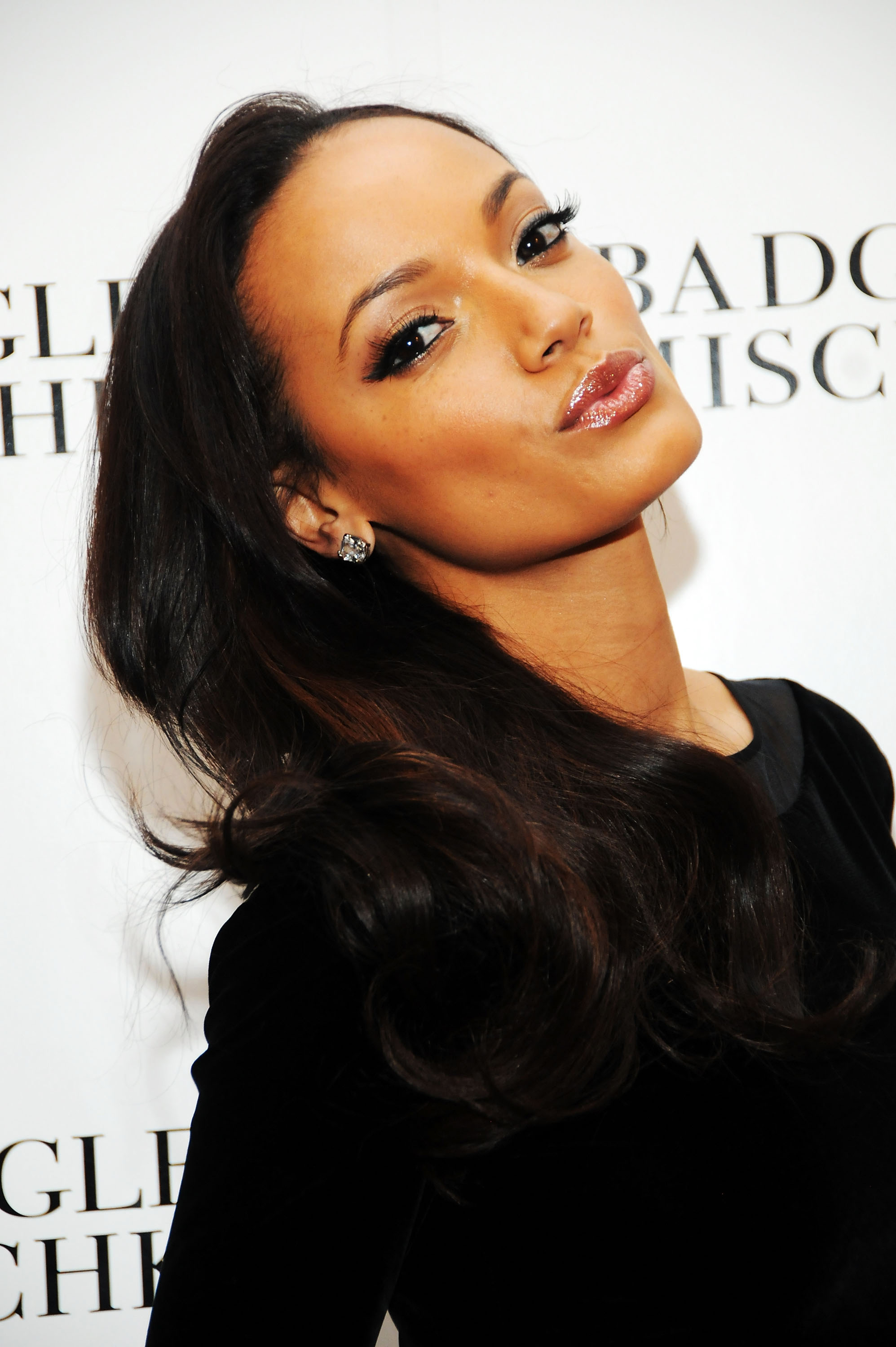 Selita Ebanks | Keep Up With the Beauty-Savvy Celebrities ...