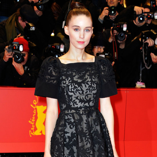 Rooney Mara's Side Effects Red Carpet Style