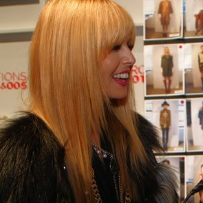 Video Interview: Rachel Zoe Fall 2013 New York Fashion Week