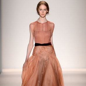 Pictures & Review Jenny Packham Fall NYfashion week show