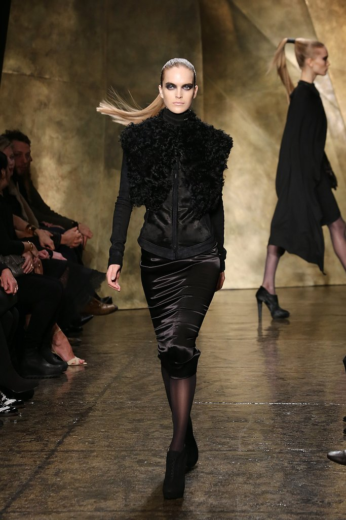 2013 Fall New York Fashion Week: Donna Karan