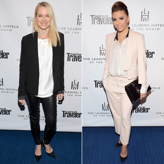 Suits on Eva Longoria and Naomi Watts | Shopping