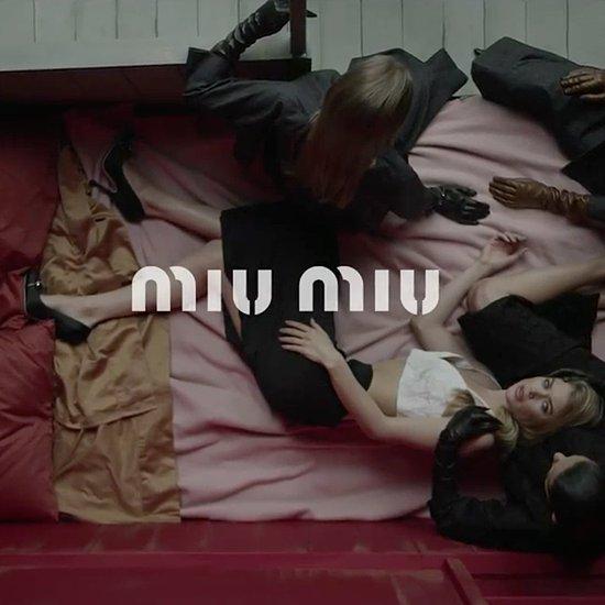 Miu Miu Spring 2013 Campaign Videos
