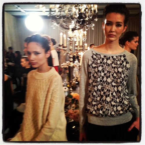 These sweaters from Joie may just need to be added to our closets come Fall.