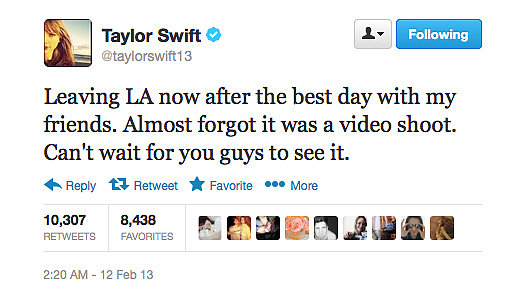 We can't wait to see it, Taylor!