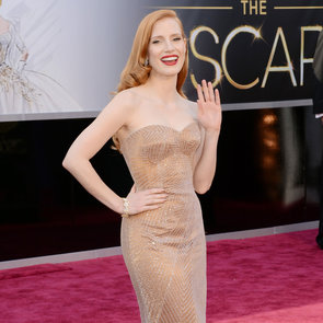 2013 Oscars Celebrity and Dresses Red Carpet Pictures