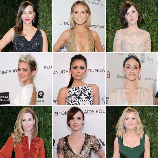 Oscars Parties: Who Wore What