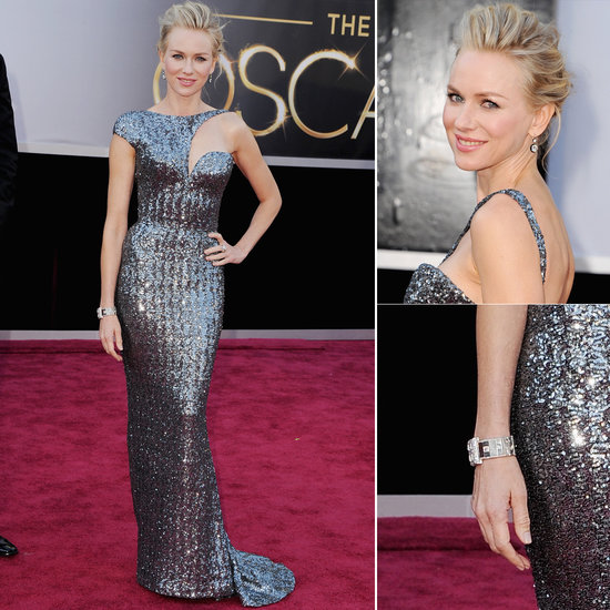 Naomi Watts Oscar Dress 2013 | Pictures
