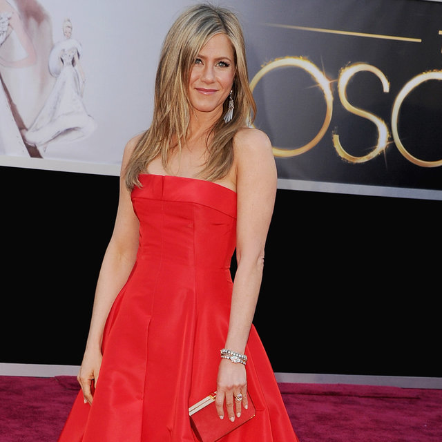 2013 Oscar Awards Style & Fashion Poll: Jennifer Aniston