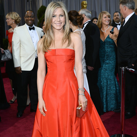 Best Red Dresses | Oscars 2013