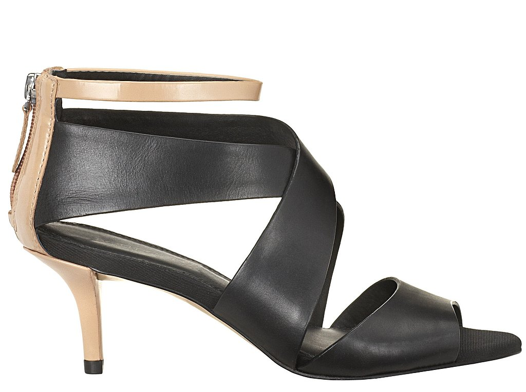 This Boutique 9 Merista sandal ($70, originally $140) comes complete with two-toned sophistication and a low heel to match.