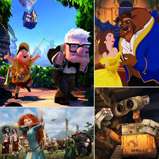 Press Play: The Top Oscar-Nominated Animated Films For Kids