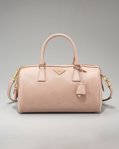 Prada Saffiano Lux Top-Handle Bag