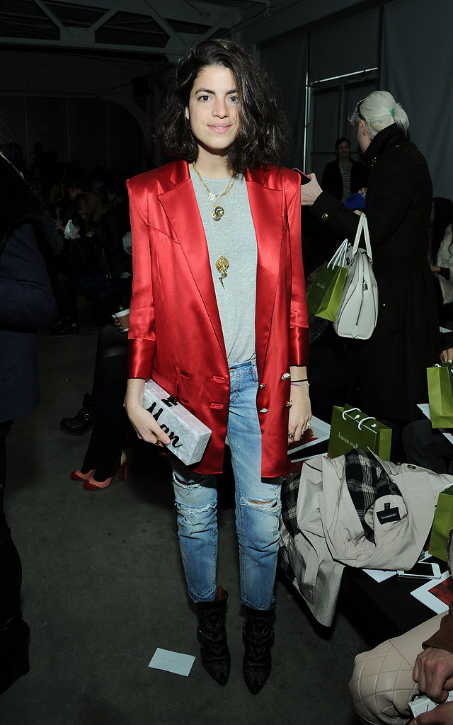 Leandra Medine of The Man Repeller
