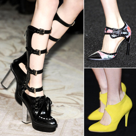 Our 40 Favorite Shoes From London Fashion Week