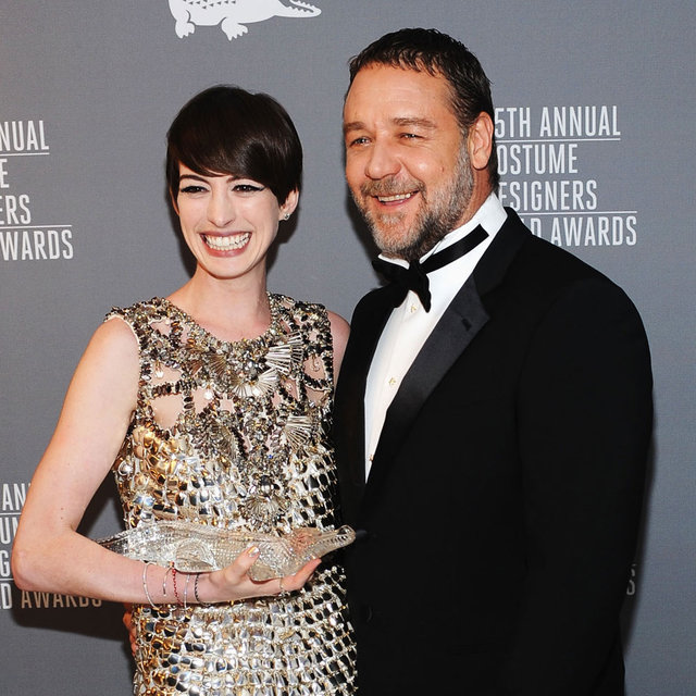 2013 Costume Designers Guild Awards Celebrity Pictures