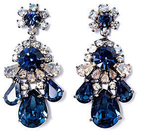 Shourouk DS Montana earrings