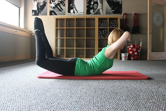 Upper and Lower Body: Pure Barre Leg and Upper-Body Lifts