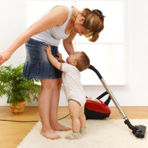 How to Clean House More Efficiently