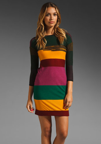 SONIA by Sonia Rykiel Striped Dress