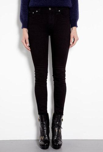 Nudie Jeans High Kai Waisted Skinny Jeans