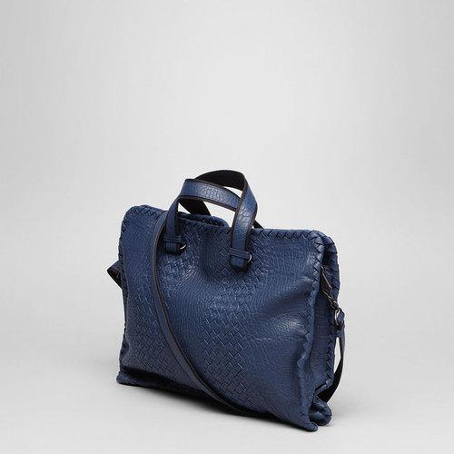 Bering soft lambskin briefcase